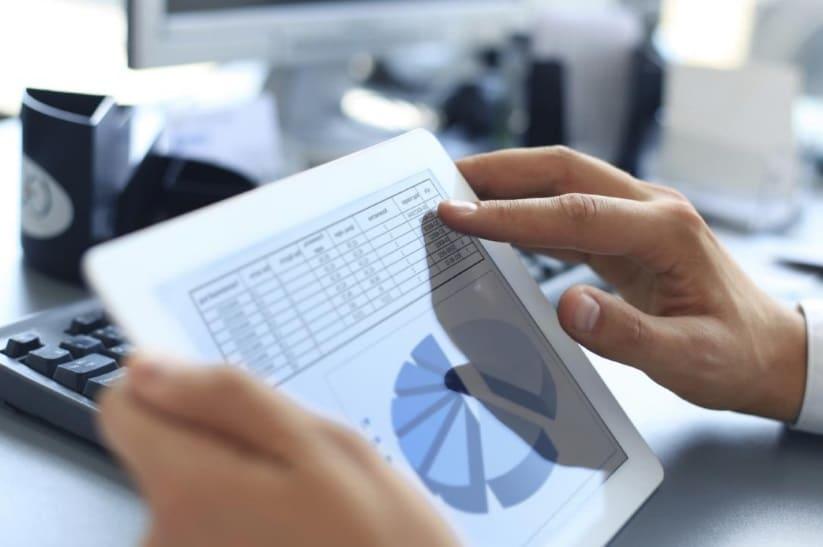 Statistiques sur tablettes numériques